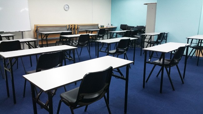 Classroom 2, #20-08 (60.20m<sup>2</sup>)
