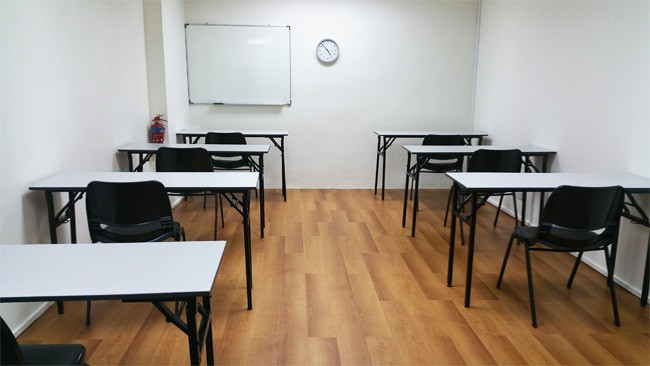 Classroom 1, #20-02 (25.56m<sup>2</sup>)